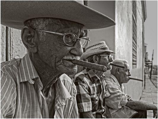 Smoking Gringos