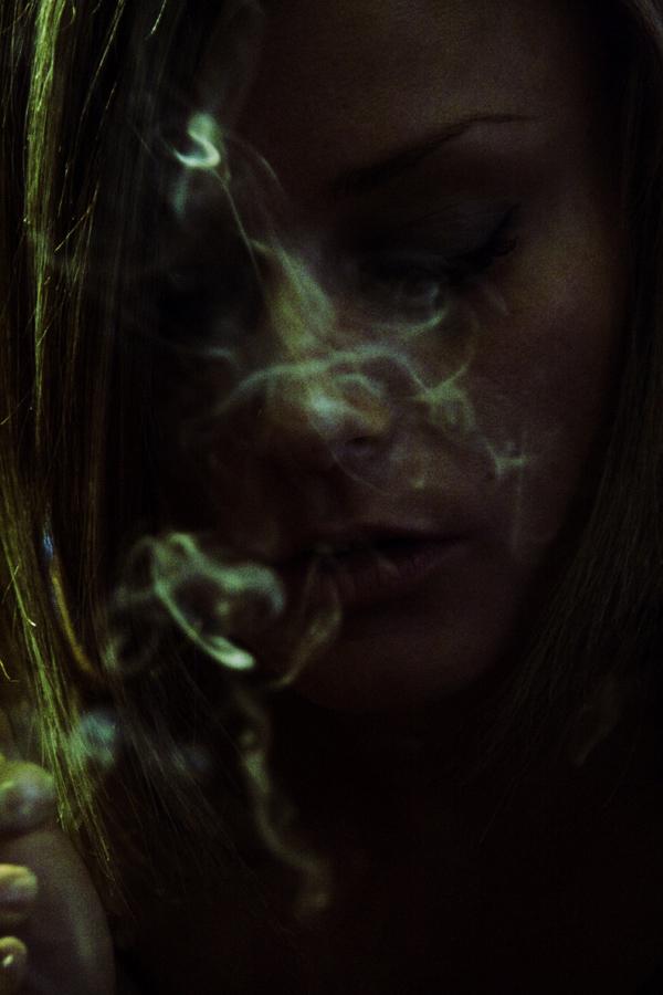 SMOKING ME