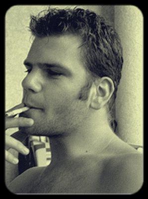Smoking Rocco