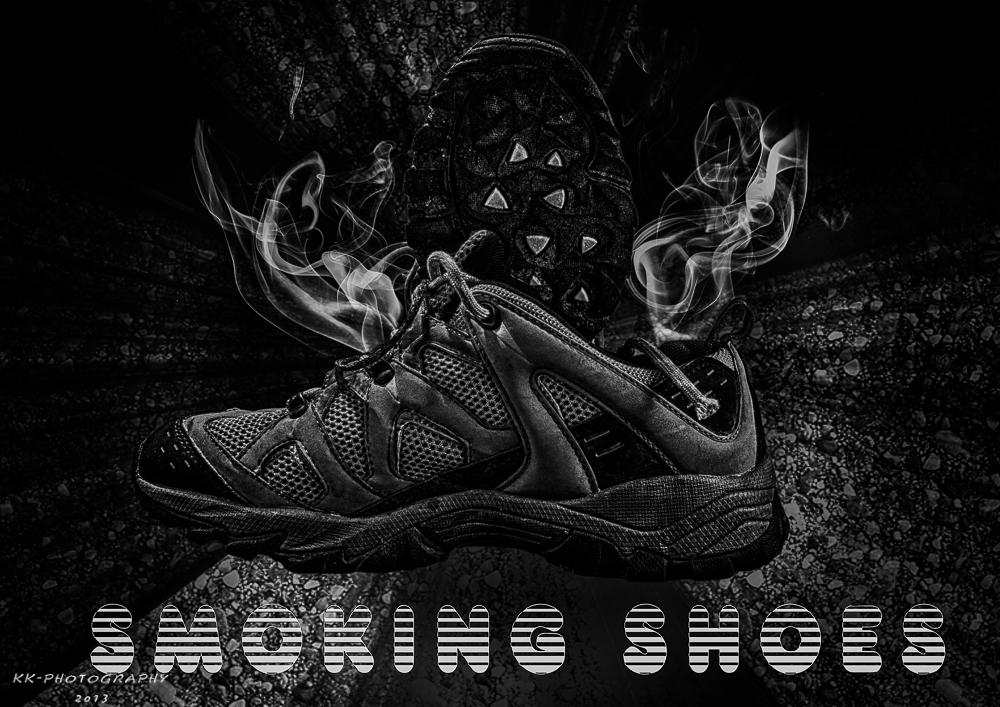 Smoking Shoes # 1