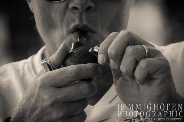 Smoking the Pipe