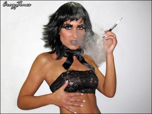 Smoking Vamp