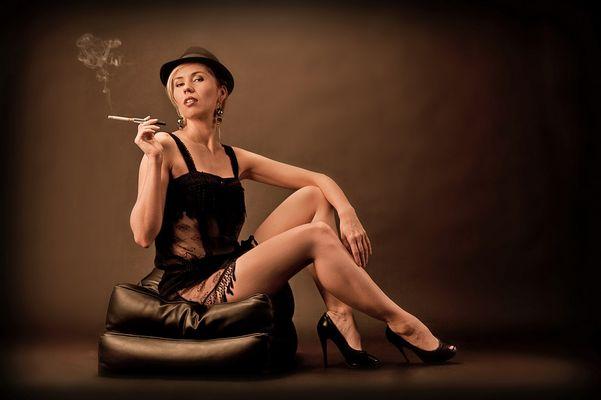 Smoking.Diva