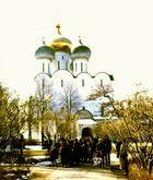 Smolensker Kathedrale im Neuen Jungfrauenkloster