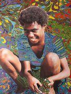 Snailgirl in Vanuatu