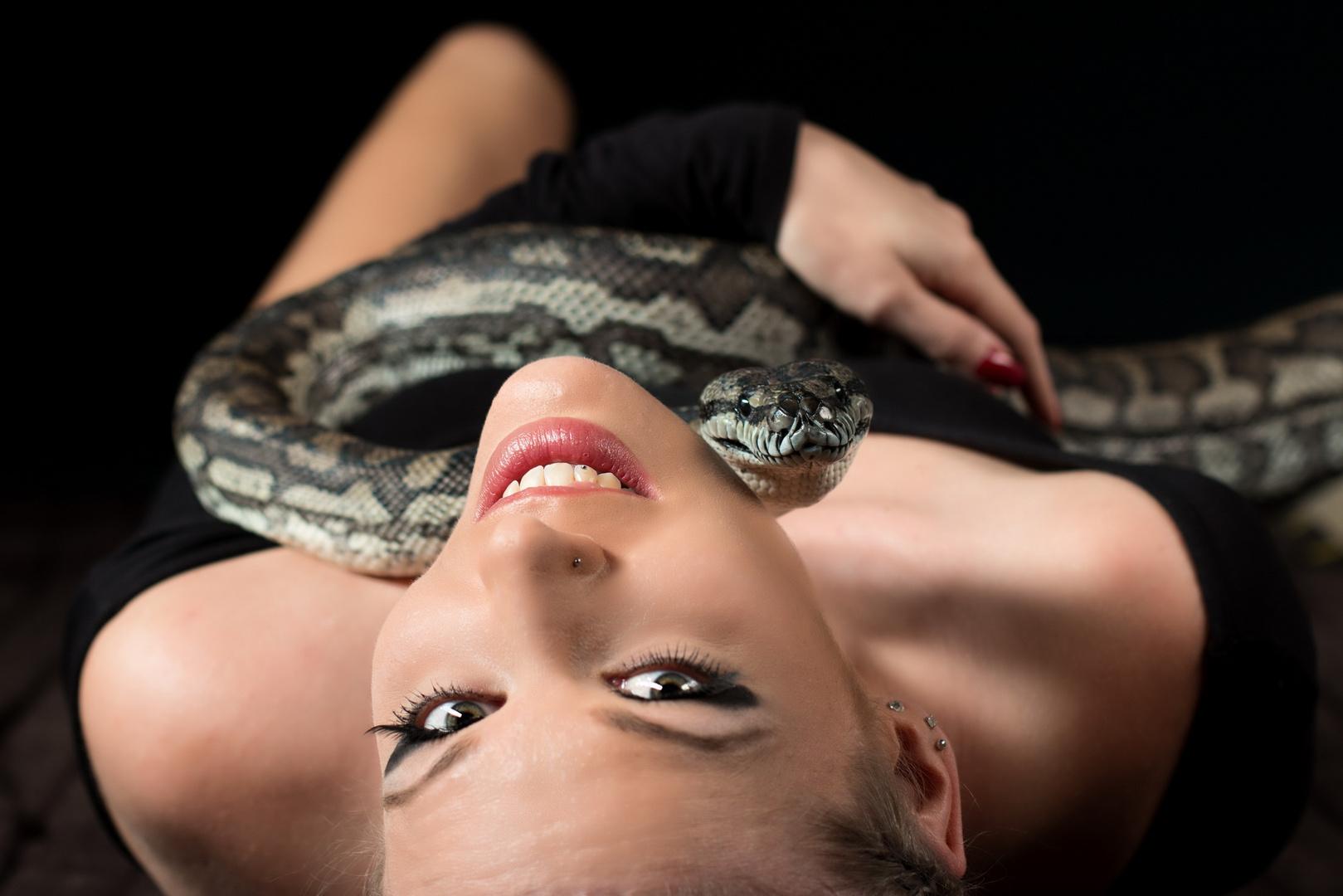 Snake Baby..
