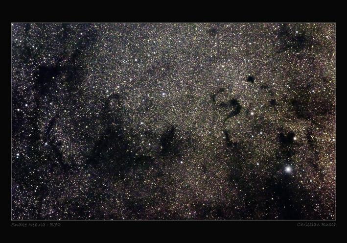 Snake-Nebula – B72