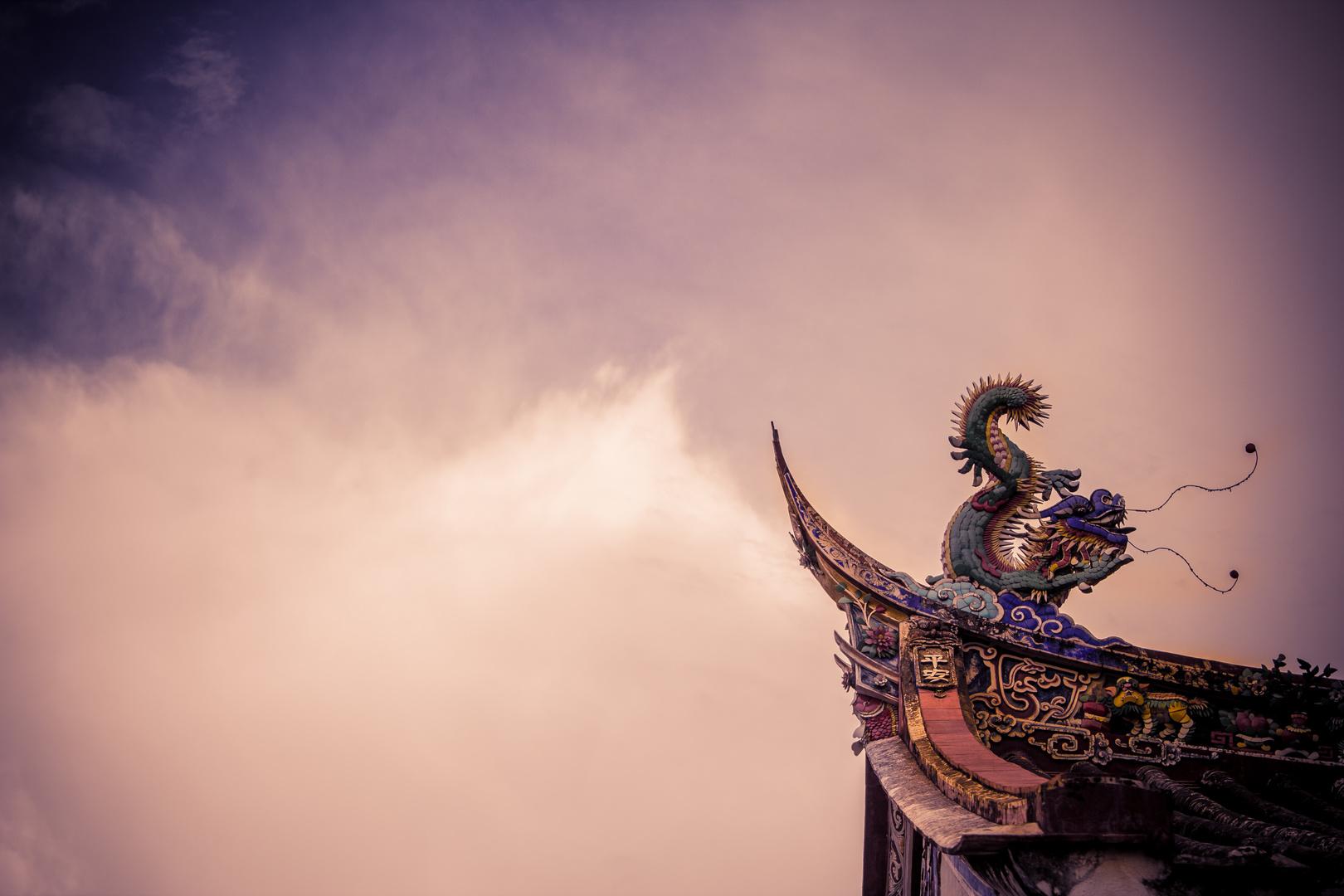 Snake Temple - Penang - Malaysia