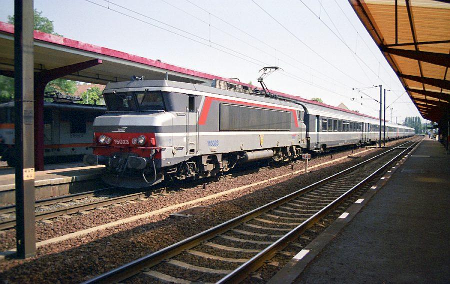 SNCF-Strecke 103 II