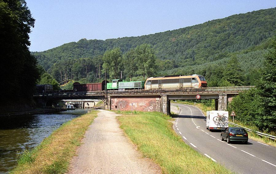 SNCF-Strecke 103 III
