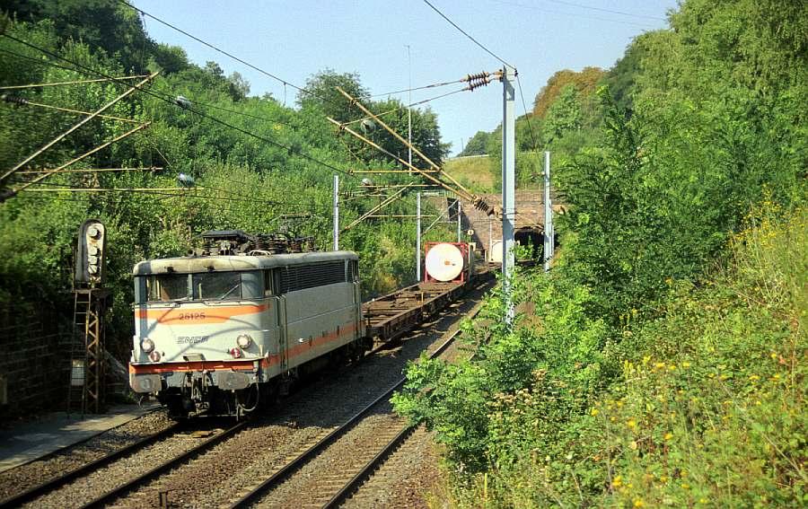 SNCF-Strecke 103 IX