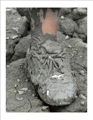 Sneaker off-road