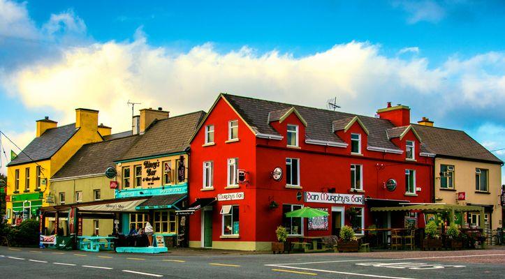 Sneem - Ireland -