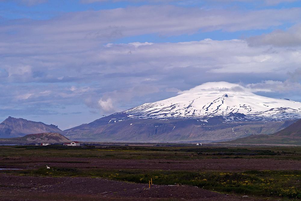 Snæfellsjökull Süd