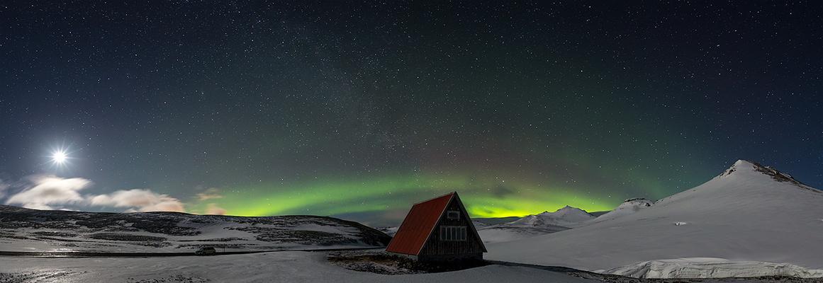 Snæfellsnes - Aurora