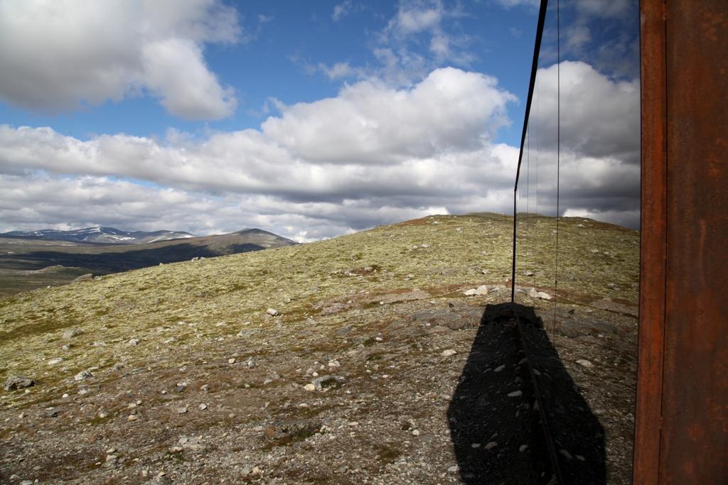 Snøhetta viewpoint Dovrefjell