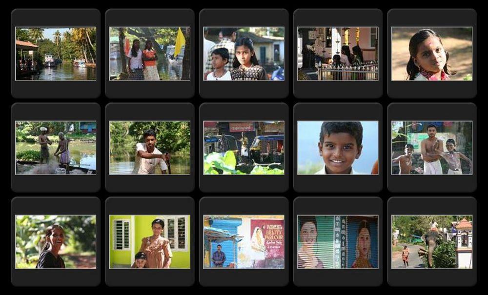 snip 15mal-Menschen Kerala +4 Fotos