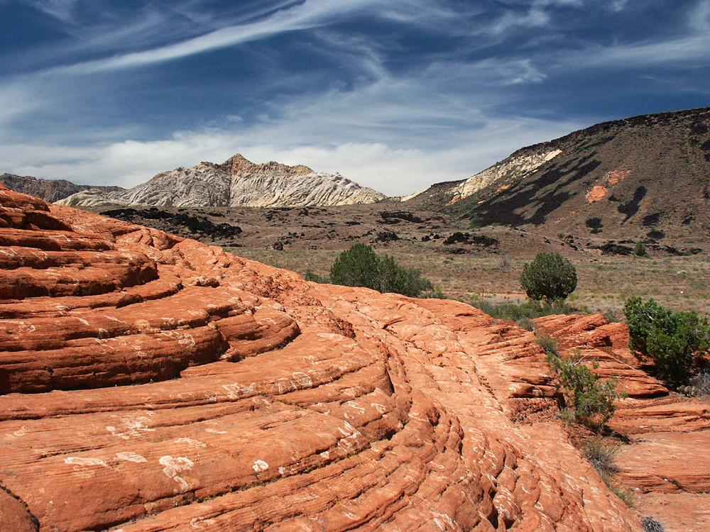 Snow Canyon S.P., USA