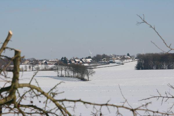 Snow Meets Sun - part 2