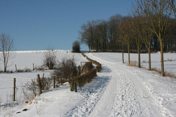 Snow Meets Sun - part 4