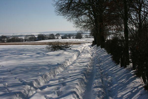 Snow Meets Sun - part 5