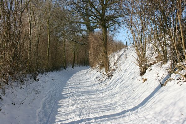 Snow Meets Sun - part 6