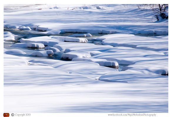 Snow & River
