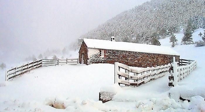 Snow Storm (Ansó)