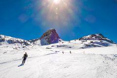 snow, sun and fun