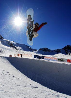 """Snowboard """"Ästhetisch"""""""