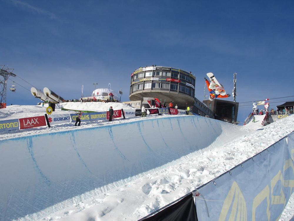 Snowboard Event in Laax Januar 2008 !!
