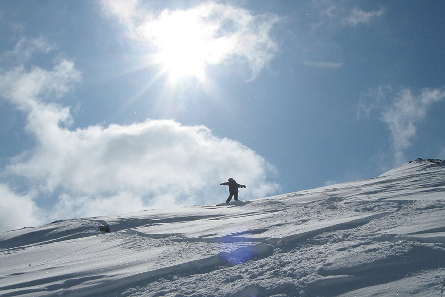 Snowboard selbst beibringen