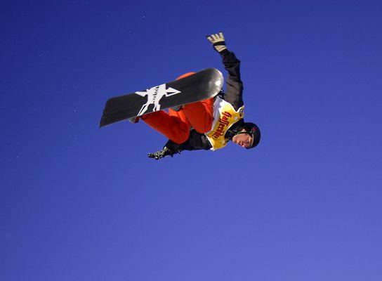 Snowboard WM 2003 Kreischberg