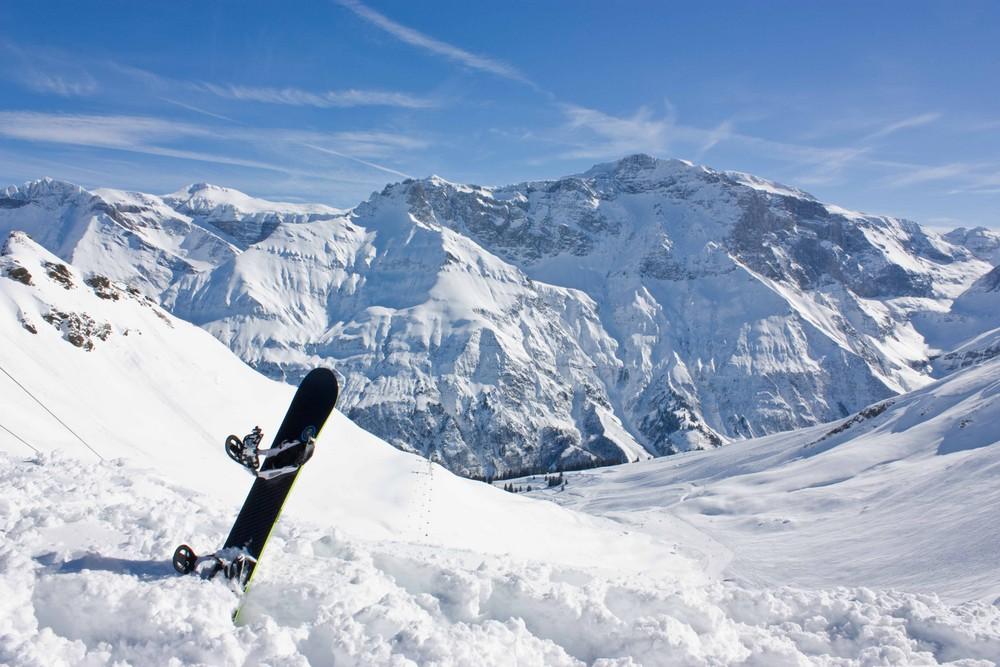 Snowboarding Elm