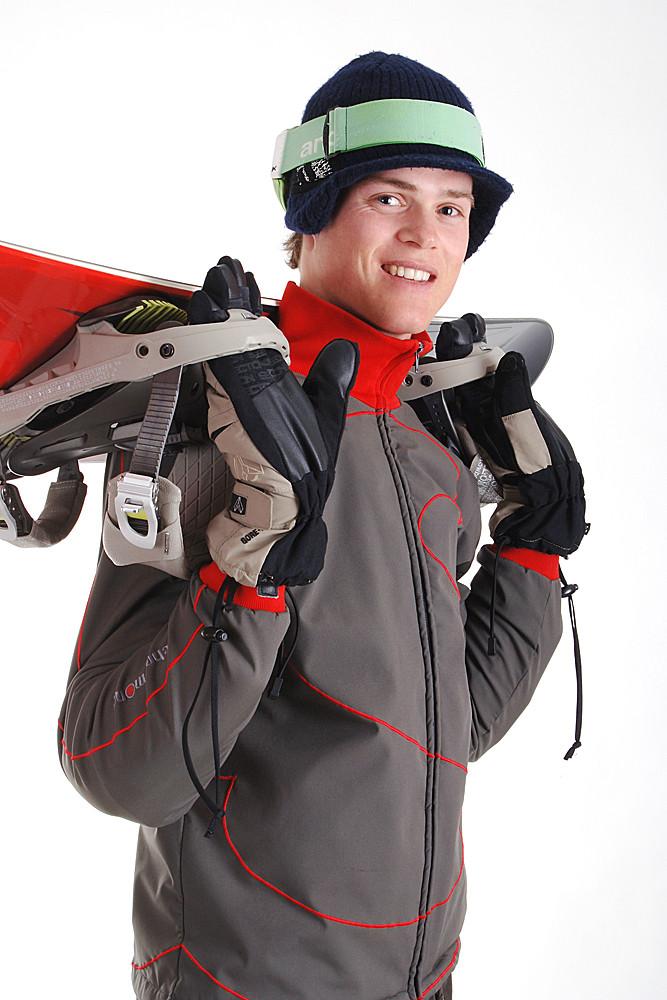 Snowboarding - Katalogbild