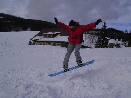 Snowboardsprung