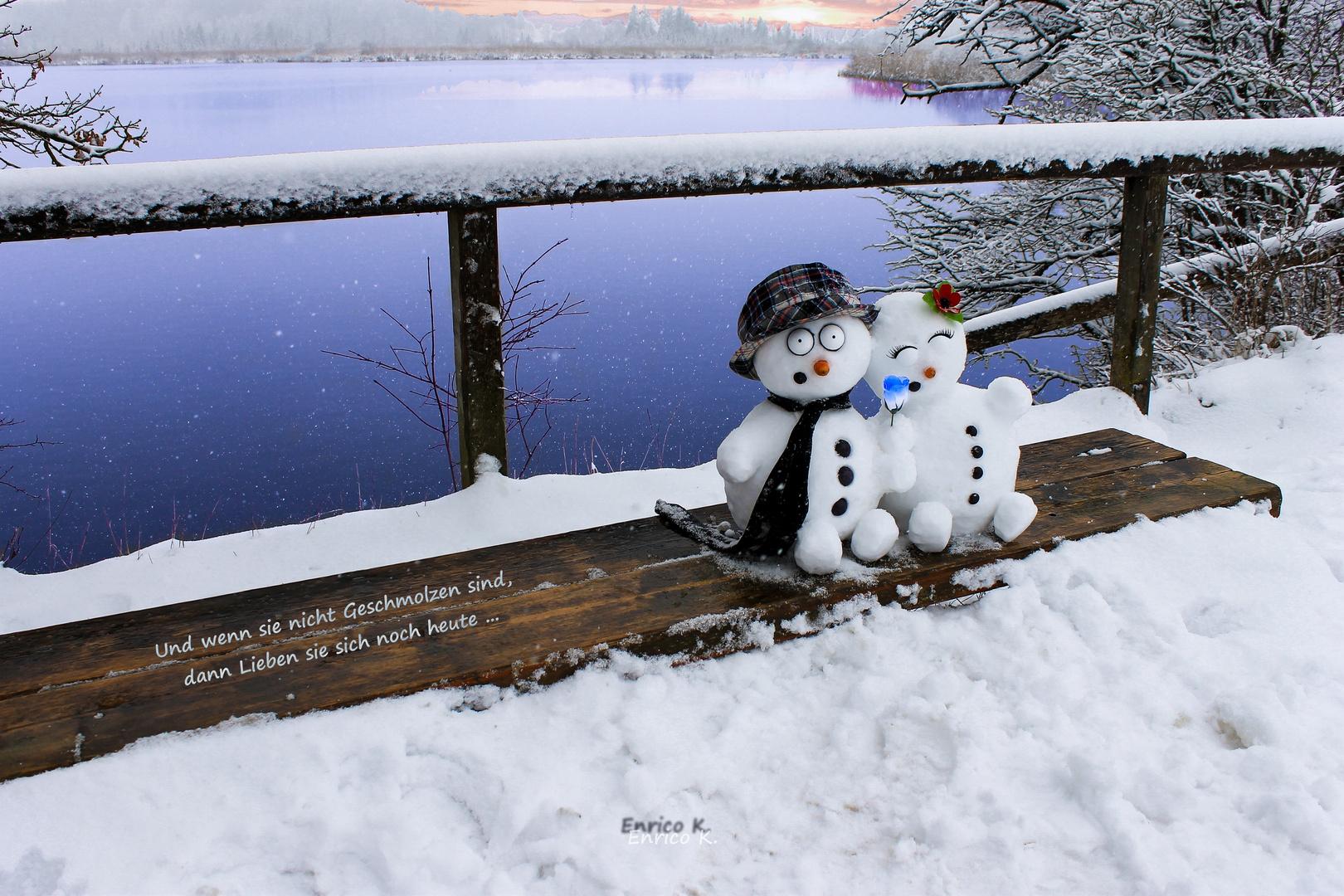 SnowMan in Love ^^
