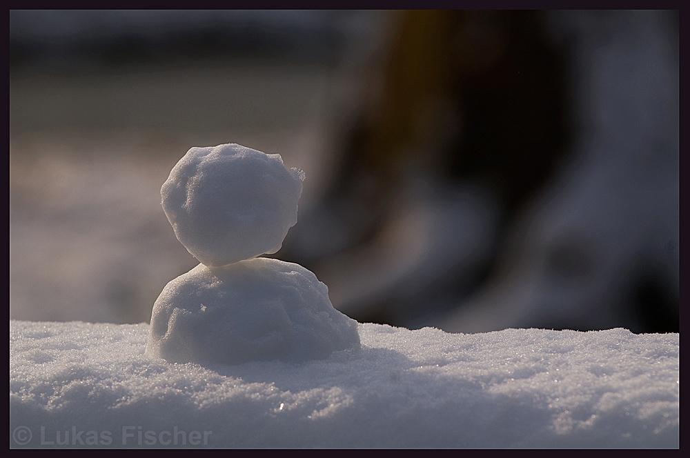 Snowmen....