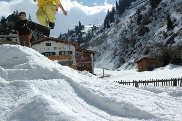 Snowskate II (Stuben am Arlberg LBC05)