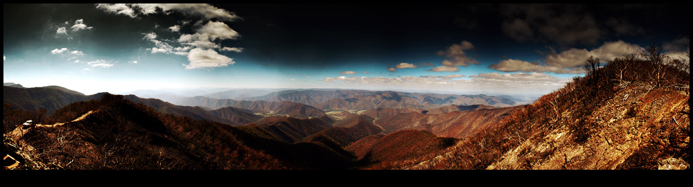 Snowy Mountains Australia