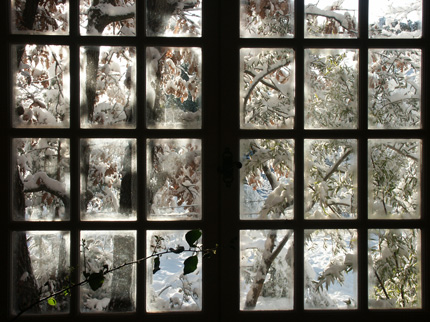 snowy provence 2