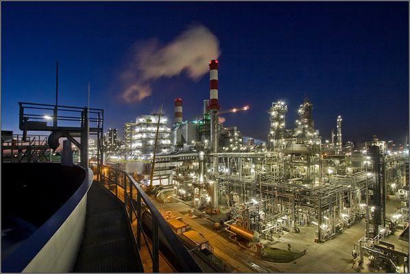 SNOx Anlage in der Raffinerie Schwechat