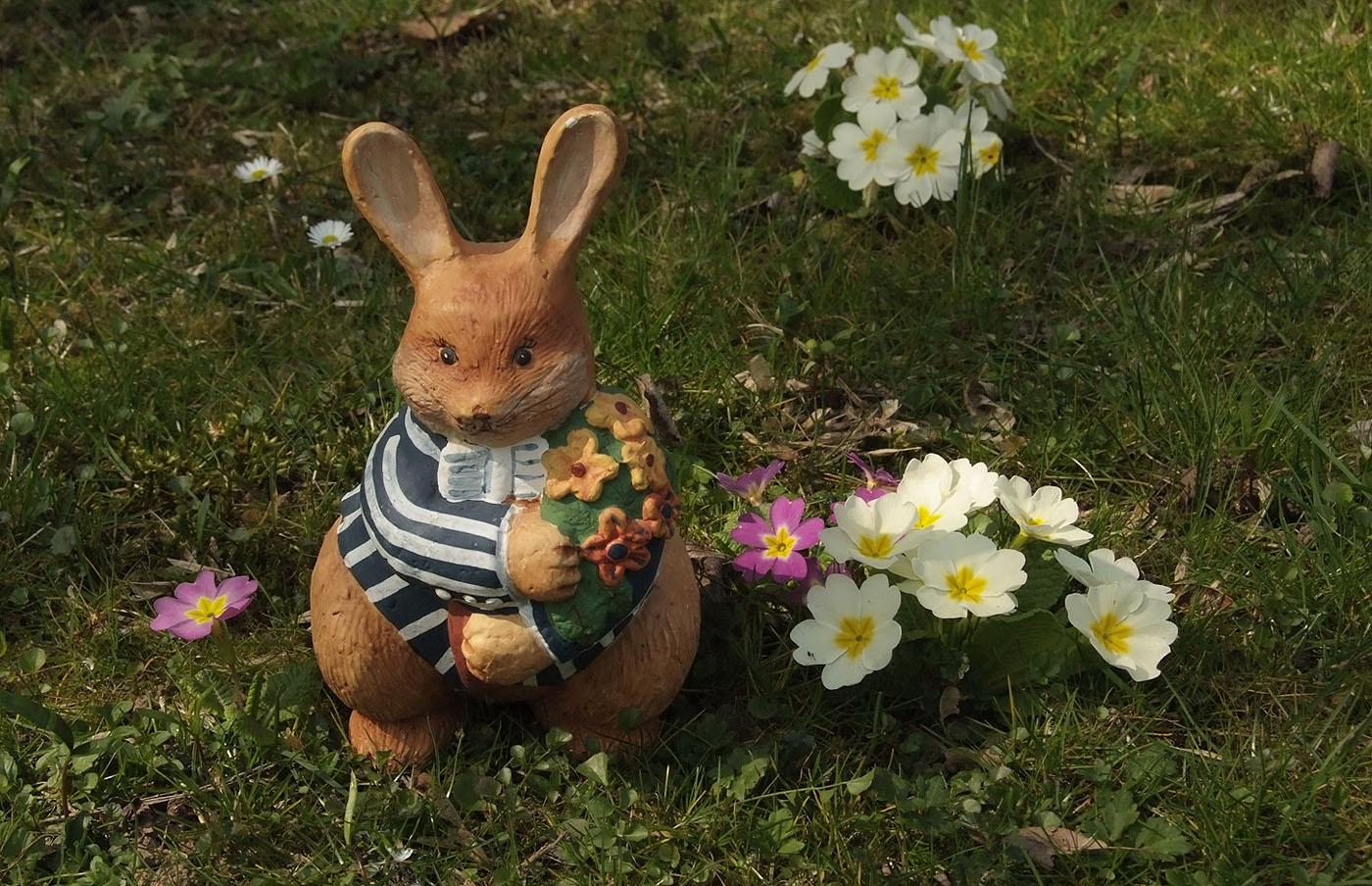 So - bis zum nächsten Osterfest, ....