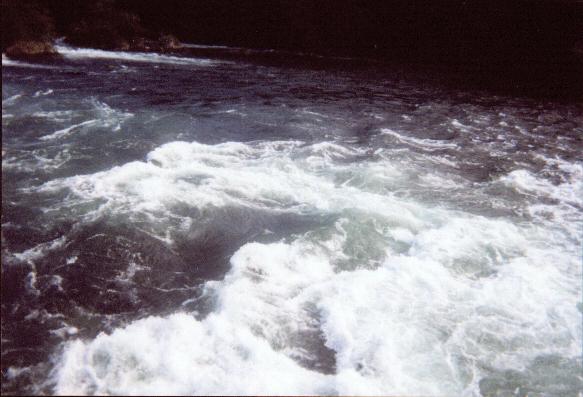 So ein Rheinfall