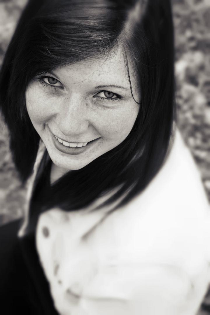 So ein schönes Lächeln :)