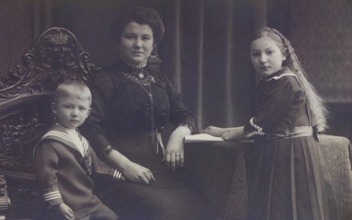 so fotografierte man 1912