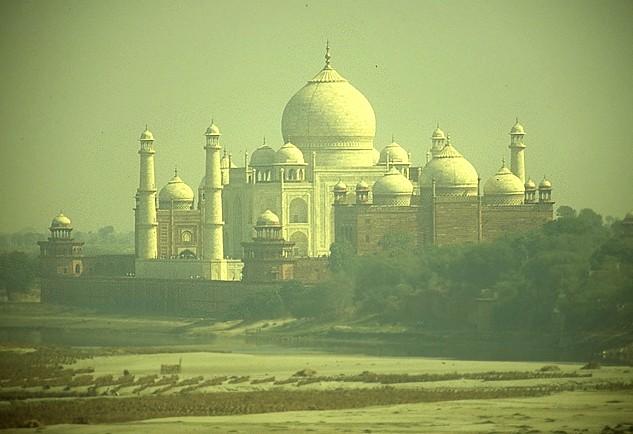 So hat Shah-Jahan das Taj Mahal gesehen