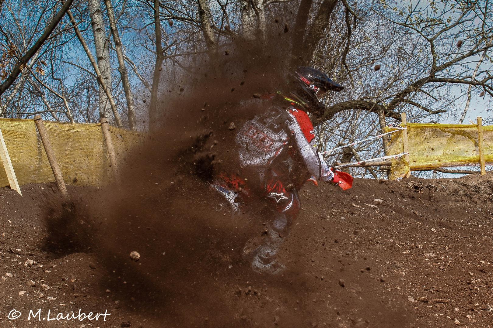 So ist Motocross