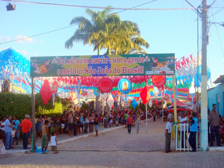 São João 2012-Praça de Eventos