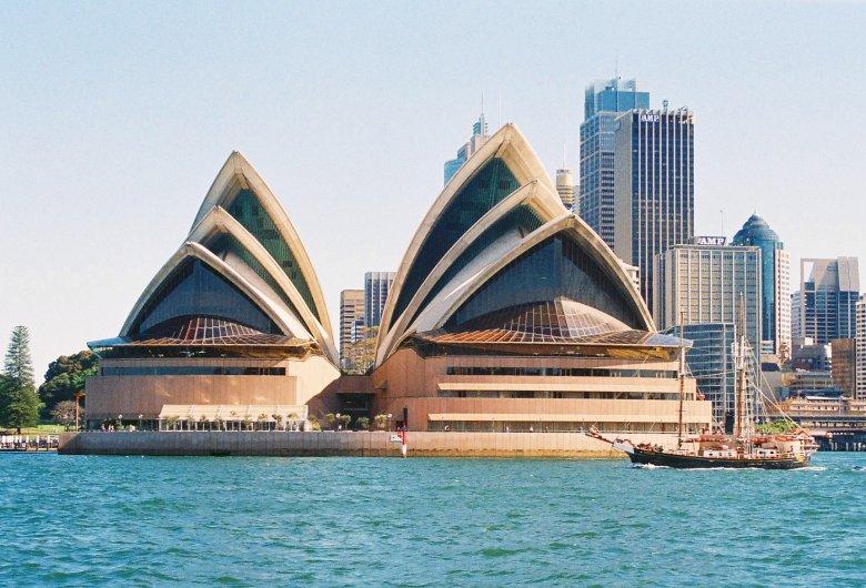 So liebe ich den Anblick von Sydney